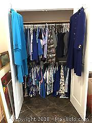 Closet Of Ladies Clothing A