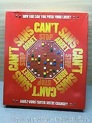 Cant Stop Vintage Board Game A