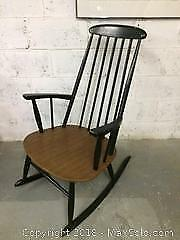 Vintage Ikea Rocking Chair