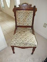 Decorative Chair B