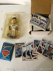 Bobblehead and Sports Cards