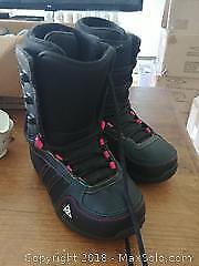 Womens K2 Snowboard Boots