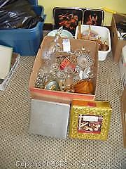 Assortment of Glassware And More A