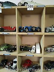 Model Car Collection A