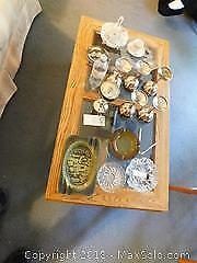 Goblets Ash Trays And More A