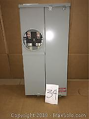 200 Amp Electrical Panel. New