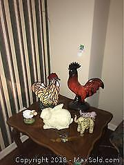 Animal Decorative Items A