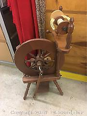 Spinning Wheel A