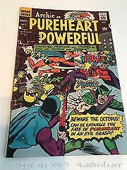 Archie Pure Heart Powerful No. 1