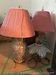 Table Lamps A