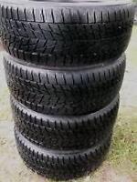 275/55R20 Set of 4 Bridgestone Used(inst.bal.incl)70% tread left