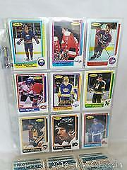 1986-87 OPC Hockey card Part Set Lot 106 Different