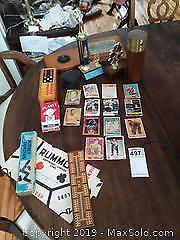 Vintage Sports And Cards A