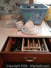 Dishware and Flatware A