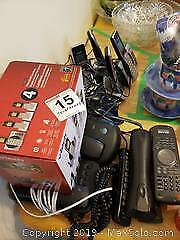 VTech Telephone Set - A