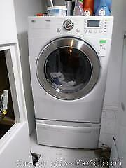 LG Gas Dryer C