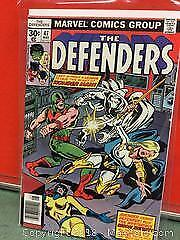 Defenders Moon Knight Issue
