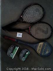 Racquet sports equipment Category A Pickup