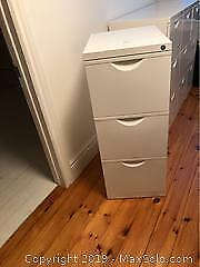 IKEA White Filing Cabinet