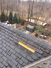 Roofing repairs or full re-roofs shingles or flats