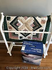 Quilt Rack and More A