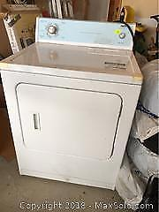 Electric Clothes Dryer C