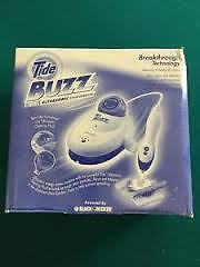 Tide Buzz Ultrasonic stain remover by Black &Decker Gatineau Ottawa / Gatineau Area image 1
