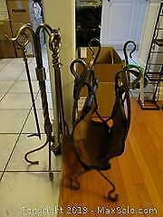 Fireplace Tools A
