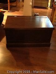 Oak Coffee and Side Table B