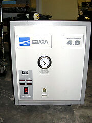 Ebara Cryo-compressor Model 323-0083 Only 2200 Hrs.