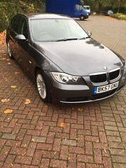 BMW 3 SERIES 2.0 320D SE 4DR FOR SALE