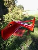 THREE POINT HITCH BACK BLADE FOR SALE