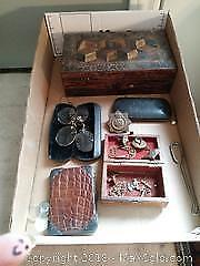 Antique Eye Glasses And More A