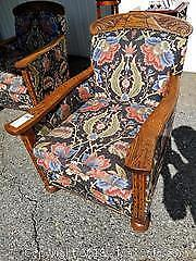 Antique Chair B