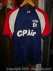 Vintage CP Air Baseball Shirt Category A