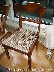 Mahogany Chair B