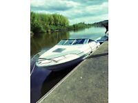 SEA RAY 200 OV 4.3V6 MERCRUISER , PX FOR FAST FISHER OR BIGGER BOAT
