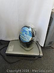 DVD Player And Wireless Headphones A