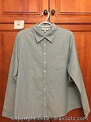 Ladies Tradition Country Collection Shirt Size 16