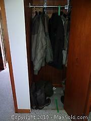 Mens Coats and Vests. A