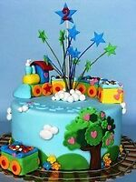 Childrens cakes, Thematic cakes, Gift cakes, Photo cakes and cup