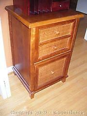 Jewellery Box and File Cabinet A