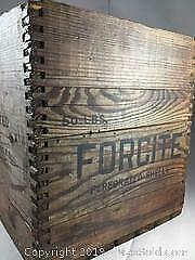 Wooden Dynamite Crate