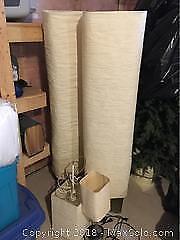 IKEA Fabric Lamps