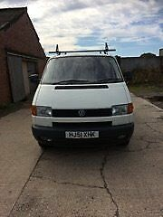 VW Transporter T4 8 Seat Minibus. Owned for the last 7 years, 2 owners from new. Rhino roof bars CD