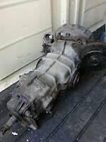 vw semi automatic transmission