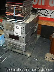 JVC Compact Disc System A