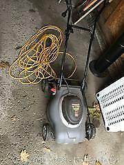 Duramaxx Electric Lawn Mower