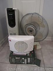 Heaters And Fan A