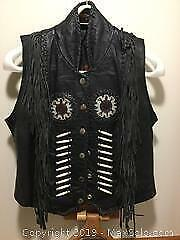 Leather Vest A